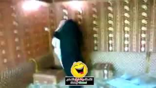 شيخ سعودي عملو له مقلب خراااافي اتحداك ما تضحك
