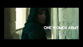 Maria || Assassin's Creed | One Women Army