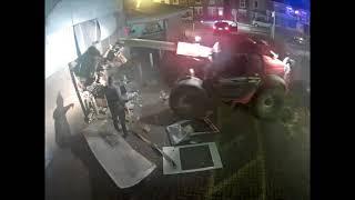 Cash machine raiders strike at Hatton Nisa store