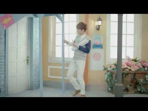 INFINITE Man In Love恋に� ちるとき MV Korean Japan movie Ver