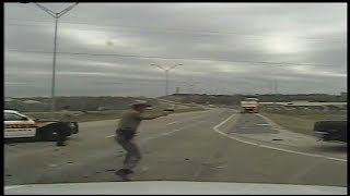 Officer Down, 100+ MPH Police Chase, Suspect Killed