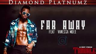 Diamond Platnumz Feat Vanessa Mdee - Far Away (Official Audio)
