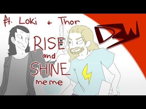 Xxx Mp4 Rise And Shine Meme Thor And Loki 3gp Sex
