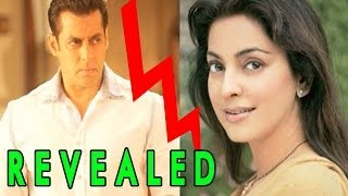 Revealed Salman Khan's reason for not working with Juhi Chawla