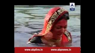 Who will save drowning Gayatri?