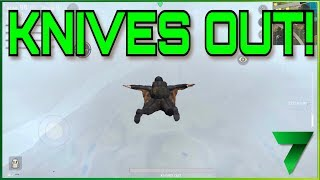 Rules of Survival More Realistic Game Knives Out!