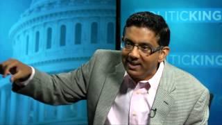 Politicking: Dinesh D'Souza Interview