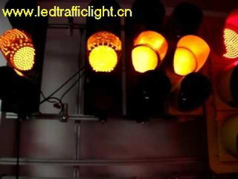 Xxx Mp4 200mm RYG Ball LED Traffic Light With Cobweb Lens Www Ledtrafficlight Cn 3gp Sex