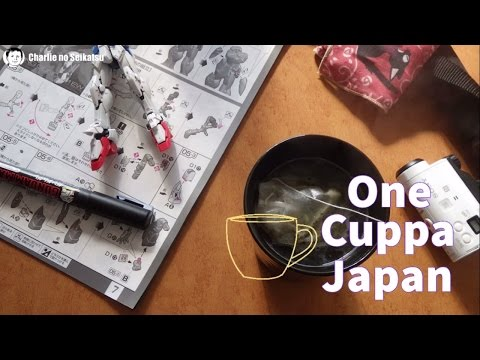 One Cuppa Japan Over Assimilation and Choo Choo Trains