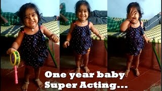 Cute Baby Funny Killing Expressions, Different Variations| #Telugu Fun