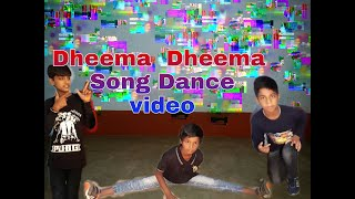 Dheema Dheema - Tony kakkar Ft Neha sharma official music Dance video
