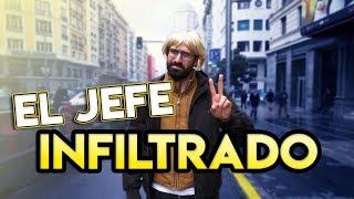 EL JEFE INFILTRADO (Parodia)