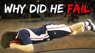 Adam Morrison was the NBA's next Larry Bird.. What Happened