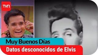Datos desconocidos sobre Elivis Presley | Muy buenos días