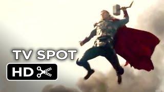 Thor: The Dark World TV SPOT - Thunder (2013) - Chris Hemsworth Movie HD
