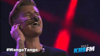 Justin Bieber art Wango Tango Live - Hold Tight N, All That Matters