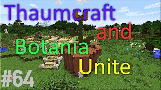 Thaumcraft and Botania Unite - Part 64 - Farming Research Points