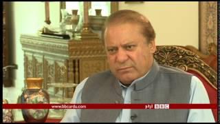 Sairbeen 17th August 2017- Nawaz Sharif exclusive interview - BBCURDU