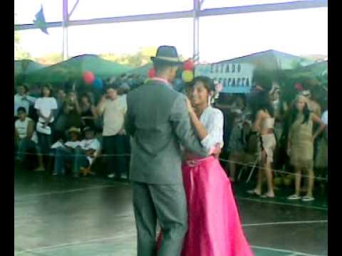 Baile Antaño Encuentro Gastronomico UE Nuestra Señora de Lourdes