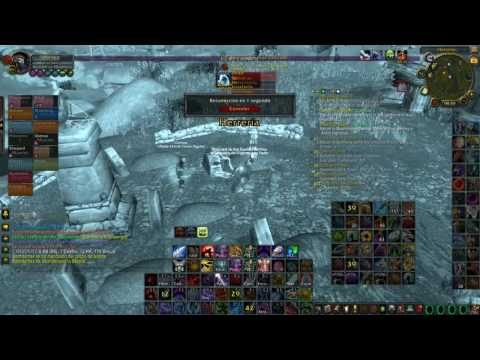 Shepard with Nightmares Park in action | Arathi Basin | Deathwing Server | Monster WoW