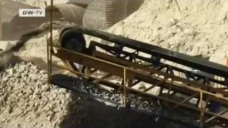Kupferproduktion in Chile - mit deutscher Technologie   Made in Germany