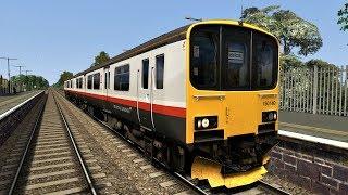 Train Simulator 2017 - Class 150/1 Enhancement Pack - Armstrong Powerhouse