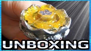 Unboxing Metal Fight Beyblade!! BB-119 Death Quetzalcoatl 125RDF
