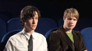 Interview with Joseph Gordon-Levitt & Brady Corbet - Mysterious Skin Part 1/2