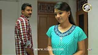 Prakash appreciates Sathya   Best of Deivamagal