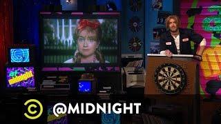Trump vs. Hillary: 90s Style - @midnight with Chris Hardwick