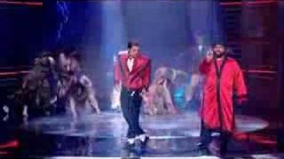 Britain's Got Talent - Michael Jackson #2
