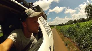 Amazing 126 days African Roadtrip - GoPro (full HD 1080p) - Part 1