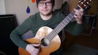 Hänsel und Gretel - (Swingy Classical Guitar Cover)