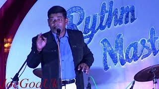 Manohar Bhingi as Ravi, Parrikar, Dhavlikar, Parsekar, Kamat, Rane,