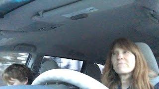 Van Vlog 1.3.17 Crazy Drivers!
