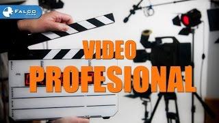 Tutorial: Iniciación al video profesional