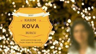KOVA Burcu Kasım 2017 Astroloji