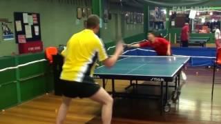 Ping pong, Rally