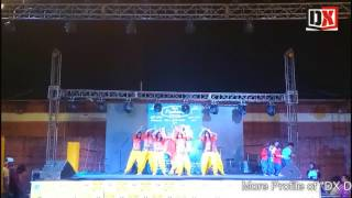 Tandav Act Performance At Delhi Haat By DX Dance Xtreme