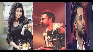 Hridoy khan Porshi and Imran live concert at same stage