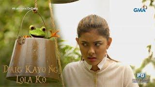 Daig Kayo ng Lola Ko: Ang senyorita at ang palaka