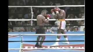 Mike Tyson vs Donovan