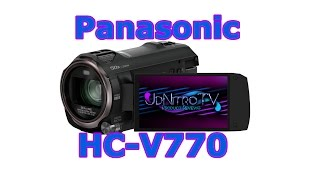 Panasonic HC V770 review