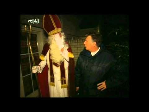 Henny Huisman en Sinterklaas