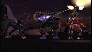 Beast Wars - Coming of the Fuzors (Part 2) 1/3 HD