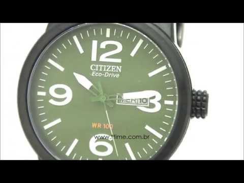 Relógio Citizen MILITARY Gents Eco - Drive BM8475-00X TZ20135P