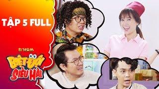 Biệt đội siêu hài | Tập 5 full: Thú cưng của Hari khiến Phát La, Tuấn Kiệt