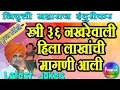 Indurikar Maharaj Comedy Kirtan 2017 स त र ३६ नखर व ल Nivrutti Maharaj Indurikar Kirtan mp3
