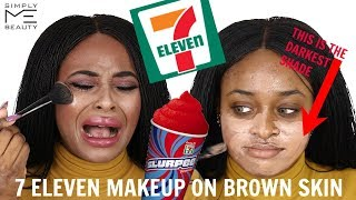 FULL FACE USING 7-ELEVEN MAKEUP