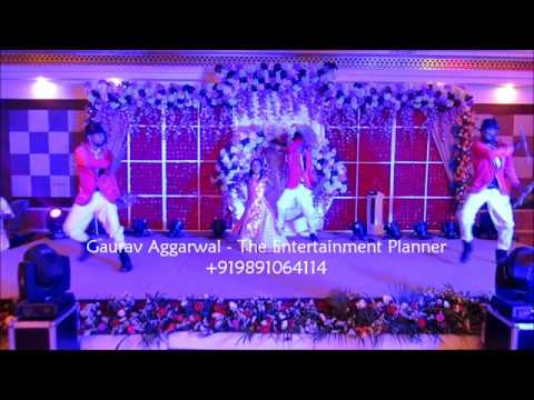 BACKGROUND DANCERS FOR FAMILY CHOREOGRAPHY SANGEET EVENT [+919891064114]
